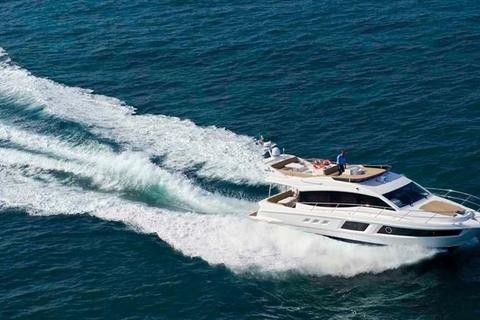 Dubai: 2 uur durende tocht met privéjacht rond Burj Al-Arab