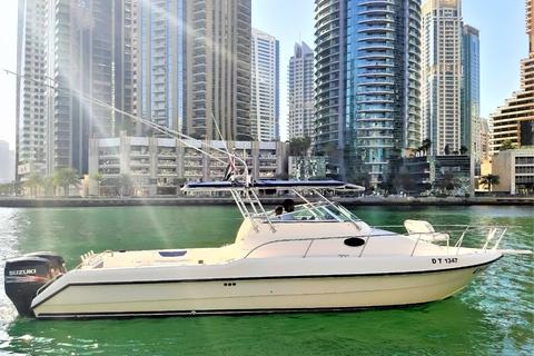 Privéboottocht vanuit Dubai Marina