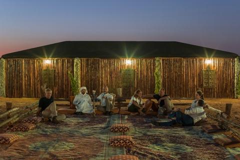 Overnachting Dubai Desert Safari & Gourmet Breakfast