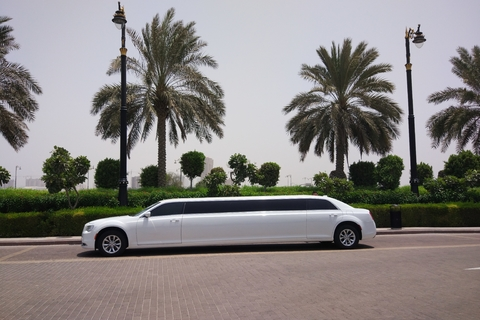 Dubai: My Night 3-Hour Tour met Stretch Limousine