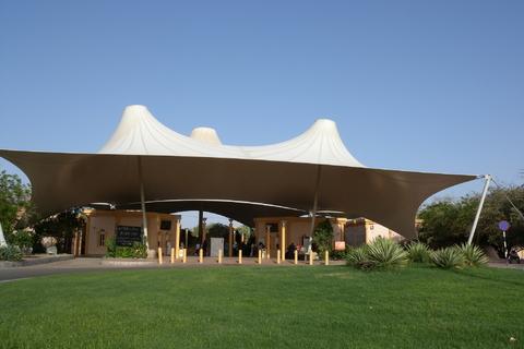 Dubai: Al Ain Garden City met Conservation Zoo & Lunch