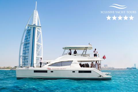 Dubai: New Canal jachtrondvaart met ontbijt of BBQ