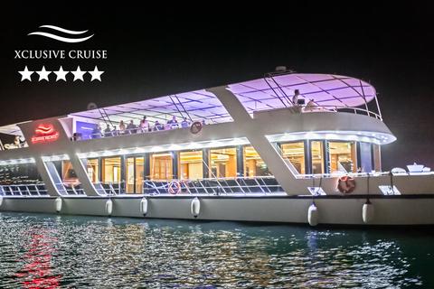 Dubai: luxe dinervaart door Dubai Marina met bar