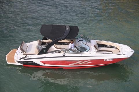 Dubai: privérondvaart per luxe boot