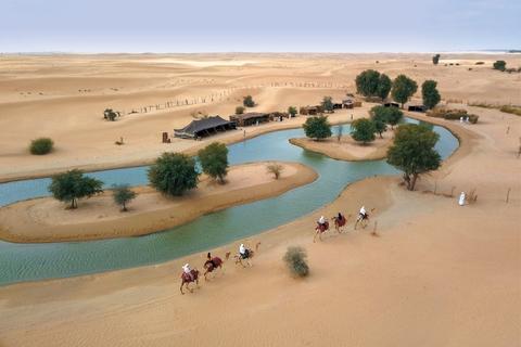 Dubai: 5 uur bedoeïenenwoestijnervaring met kameelcaravan