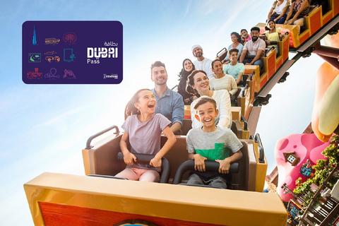 Dubai: 7-daagse pas voor 3 attracties