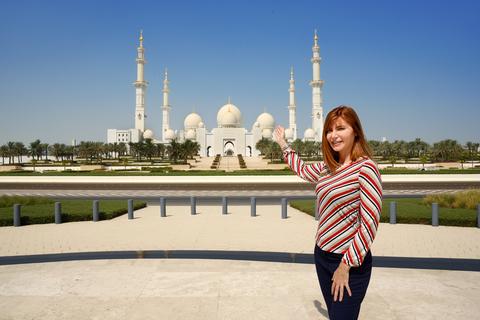 Vanuit Dubai: fototour Dubai en Abu Dhabi