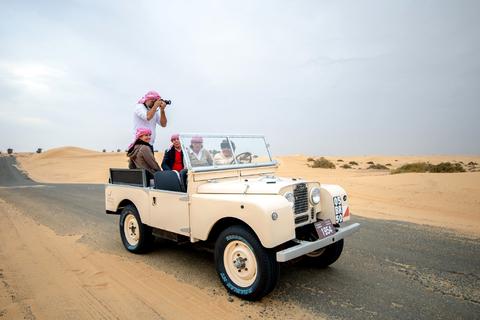 Erfgoedsafari door de woestijn vanuit Dubai