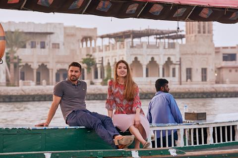 Dubai: wandeltocht historische schatten