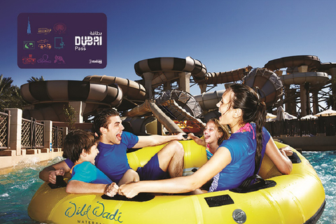 Dubai: iVenture Card Dubai Flexi Attractions Pass