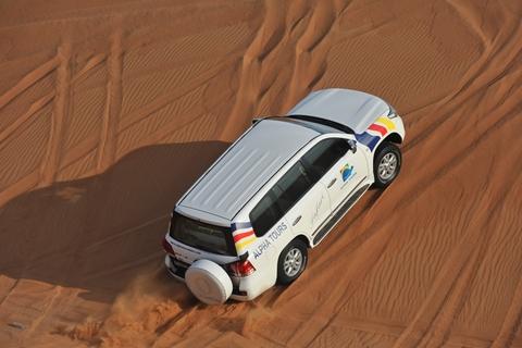 Dubai Desert Safari: Avontuur in de Arabische Woestijn