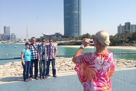 Vanuit Dubai: privérondleiding, hele dag naar Abu Dhabi
