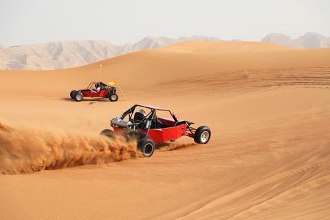 Dubai: zelf op pad met een 2000cc Ranger dunebuggy