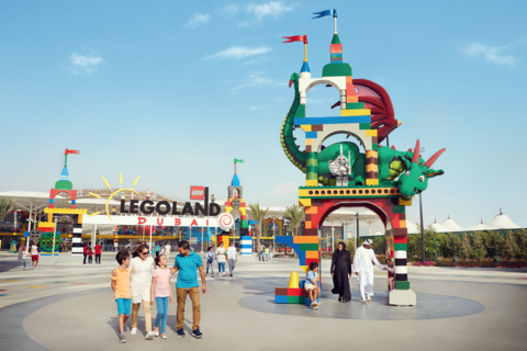 Legoland tickets in Dubai