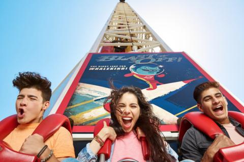 Motiongate Dubai: toegangskaart voor 1 park