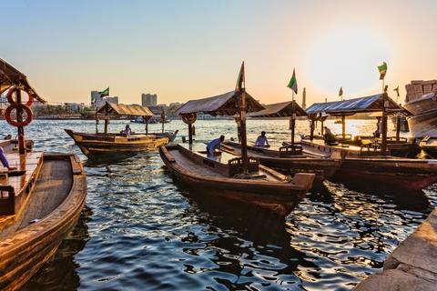 Dubai: 4-uur durende traditionele stadsrondleiding
