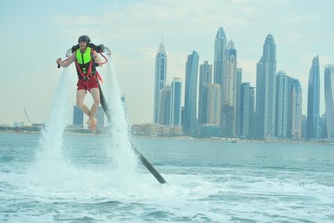 Dubai: 30 minuten Water Jetpack-ervaring The Palm Jumeirah