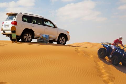 Dubai: woestijnsafari, dunebashen, quadrijden en brunch