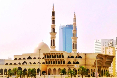 Vanuit Dubai: stadsrondleiding Sharjah