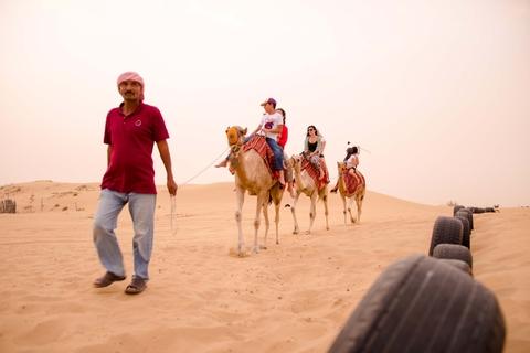 Diner & Traditionele Woestijn Show: 5-uur Durende Tour
