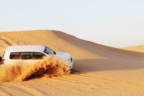 Dubai: woestijnsafari