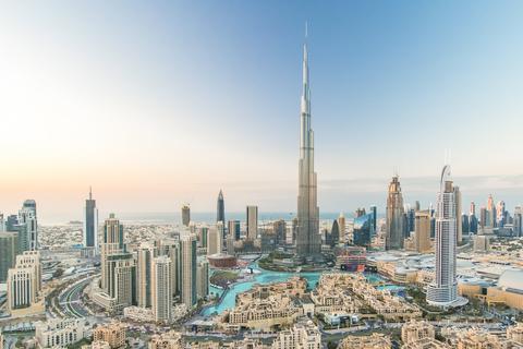 Dubai: privédagtour & ticket Burj Khalifa