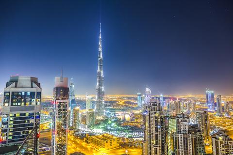Dubai: nachtleven en toegangsticket voor Burj Khalifa