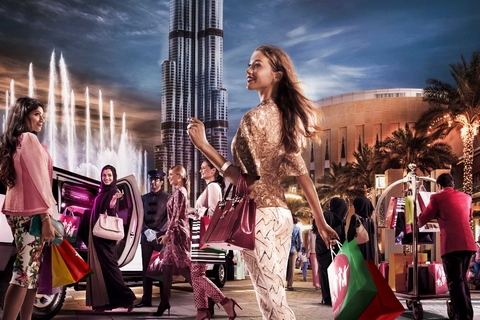 Mall Trawl in Dubai met een personal shopper