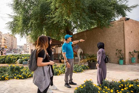 Dubai: wandeltocht historisch Al Fahidi en boottocht