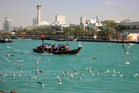 Private Dubai Heritage Tour & Seaplane Tour