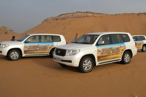 Dubai: 5 uur Desert Safari met een VIP-twist