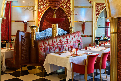 Dubai Old Town Tour met lunch in het Burj Al Arab