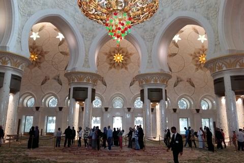 Van Dubai: Private Full-Day Tour of Abu Dhabi