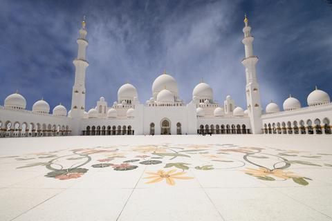 Bezienswaardigheden van Abu Dhabi in 1 dag vanuit Dubai
