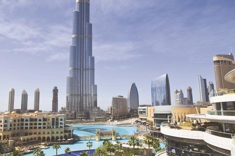 Dubai Dagtour vanuit Abu Dhabi