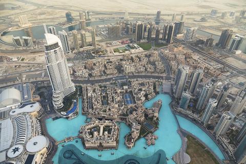 Burj Khalifa tickets en Burj Al Arab afternoon tea