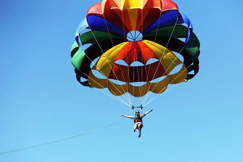 Dubai: parasail-ervaring van 10 minuten