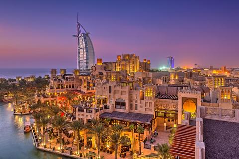 Dubai: privétour voor halve dag met Burj Khalifa-tickets