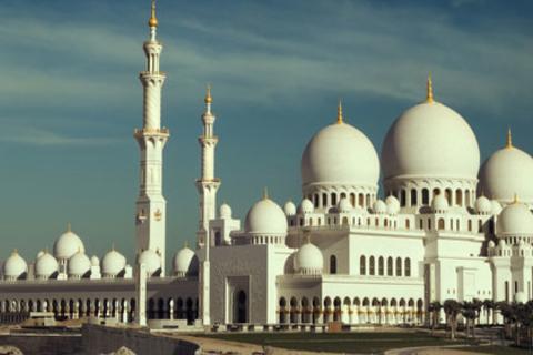 Abu Dhabi: Stadstour inclusief Sjeik Zayed-moskee