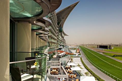 Dubai: De magie van Paardensport