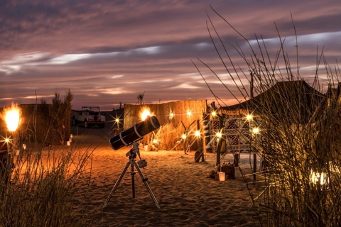 Dubai Private Night Safari & Astronomy