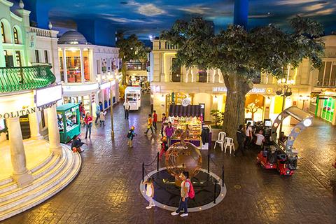 Dubai: toegangsticket KidZania