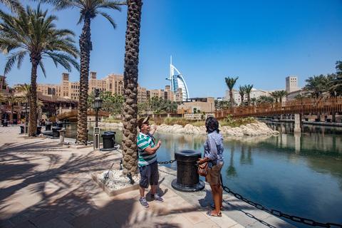 Dubai: privétour van 5 uur & optioneel ticket Burj Khalifa