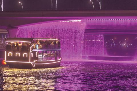 Dubai: luxe kanaalrondvaart (nieuwe route)