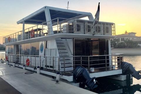 Dubai: 1,5 uur durende boottocht Palm Jumeirah