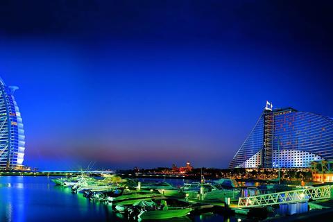 Dubai: rondleiding moderne stad & toegang Burj Khalifa
