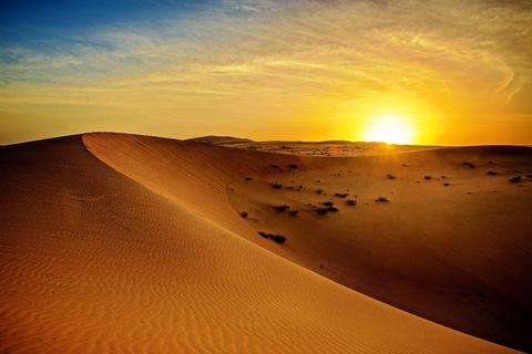 The Sunriser: 4-uur durende zonsondergangsafari vanuit Dubai
