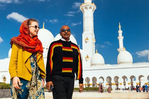 De wonderen van Abu Dhabi: Private Day Trip