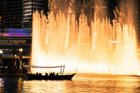 Dubai: privénachttour met een lokale gids
