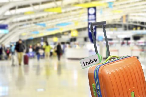 Vanuit Dubai: privé-vervoer naar Dubai Airport